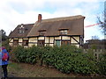 SP0054 : Thatched Cottage in Radford by Jeff Gogarty
