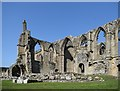 SE0754 : Ruins of St Mary's priory... by Bill Harrison