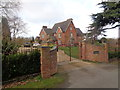 SP0055 : Grove Farmhouse, Mill Lane, Radford by Jeff Gogarty