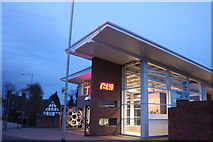 SO8171 : The entrance to Tesco Superstore, Stourport by David Howard