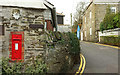 SW9175 : Postbox, Padstow by Derek Harper