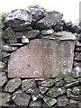 NY3404 : Old Guide Stone by Milestone Society
