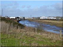 TM0223 : River Colne by Robin Webster