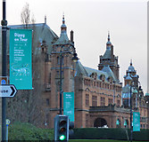 NS5666 : Dippy on Tour banners by Thomas Nugent