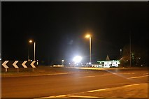 SP0856 : Roundabout on the A46, Alcester by David Howard