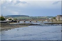 R5757 : Thomond Bridge, River Shannon by N Chadwick