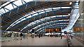 TQ3079 : Former Eurostar train hall at London Waterloo by David Martin
