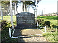 TL8598 : USAAF Memorial at Bodney Camp by Adrian S Pye