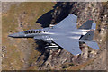 NY3215 : A low level F-15 at Thirlmere by Walter Baxter