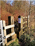 SD7909 : Stile on the Former Canal Towpath by David Dixon