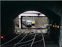SD8010 : Diesel Train at Bury by David Dixon