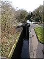 SO8691 : Lock View by Gordon Griffiths