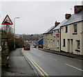 SM9516 : Warning sign - 10% gradient ahead, Prendergast, Haverfordwest by Jaggery