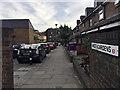 TQ3480 : West Gardens, Shadwell by Robin Stott