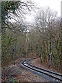 SO7483 : Severn Valley Railway and Country Park, Shropshire by Roger  Kidd