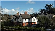 SX9364 : Houses, Wellswood by Derek Harper