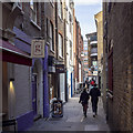 TQ2981 : St Anne's Court, London by Rossographer