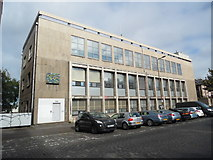 NT2574 : Waverley Telephone Exchange, Edinburgh (2) by David Hillas