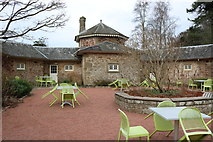 NS2209 : Swan Pond Cottage, Culzean Country Park by Billy McCrorie