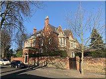 SK5639 : Linden House by Andrew Abbott