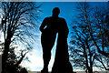 SJ2738 : The Farnese Hercules at Chirk Castle by Jeff Buck