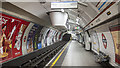 TQ2981 : Platform, Oxford Circus Underground Station by Rossographer