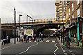 TQ3480 : North on Watney Street, Shadwell by Robin Stott