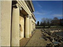 SK9306 : Alongside the former St. Matthew's church, Normanton by Jonathan Thacker