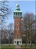 SK5319 : Loughborough Carillon by Mat Fascione