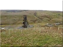 NY8944 : Grove Rake Mine by Oliver Dixon