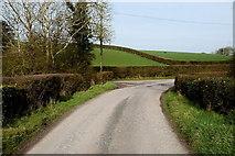 H4668 : Small bridge along Drumragh Road by Kenneth  Allen