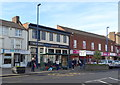 NZ6025 : The Blue Lounge, Redcar by JThomas
