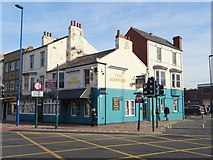 NZ6025 : The Standard public house, Redcar by JThomas