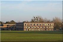 TL4359 : Cowan Court, Churchill College by Jim Barton