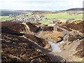 SE0027 : Former quarry at Little Moor by Stephen Craven