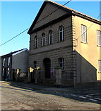 SO0503 : Grade II listed Sion Independent Chapel,  Abercanaid by Jaggery