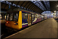 TA0928 : Pacer train 142063 at Paragon Train Station, Hull by Ian S