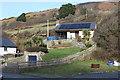 SN3557 : Hillside house, Cwmtydu by M J Roscoe