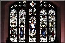 TM5286 : Kessingland, St. Edmund's Church: The Kempe east window by Michael Garlick