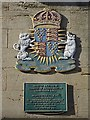 SO8318 : Richard III's Coat of Arms by Philip Halling