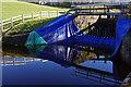 SD8848 : Maintenance at Greenberfield Locks by Ian Taylor
