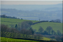 ST0215 : Mid Devon : Countryside Scenery by Lewis Clarke