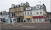 NS2982 : Properties on West Clyde Street by Richard Sutcliffe