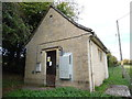 SP0215 : Withington Telephone Exchange, Glous by David Hillas