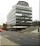 NS5965 : Charles Oakley Building, Cathedral Street by Richard Sutcliffe