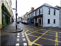 H4472 : John Street, Omagh by Kenneth  Allen