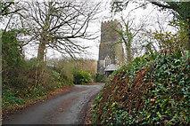 SS6138 : Loxhore Church by Bill Boaden