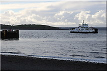 NS2059 : Ferry for Great Cumbrae Island by Billy McCrorie