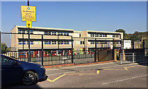 TQ3370 : Paxton Primary School, Woodland Hill, Upper Norwood, south London by Robin Stott