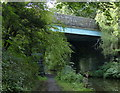 SD4759 : Deep Cutting Bridge No 94 by Mat Fascione